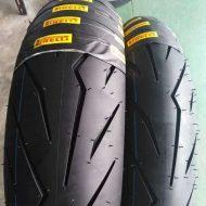 Lốp Pirelli 130/70-17 Diablo Rosso Sport chất lượng, có độ bền cao