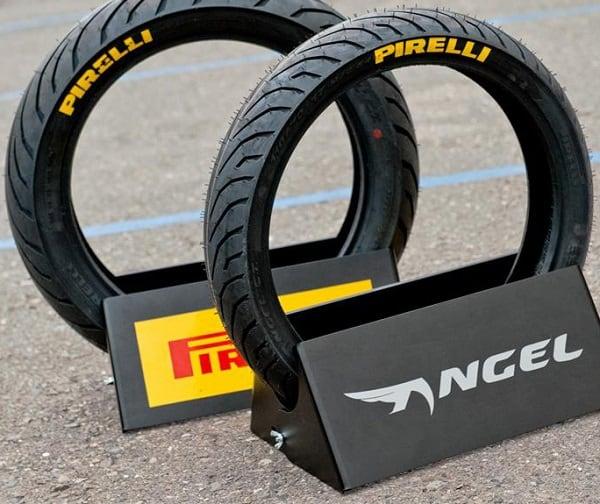 Lốp Pirelli 150/60-17 Angel City