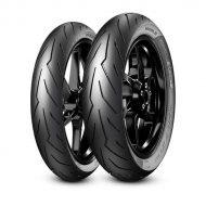 Lốp Pirelli 80/80-17 Diablo Rosso