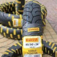 Lốp Pirelli 80/90-14 Diablo Scooter