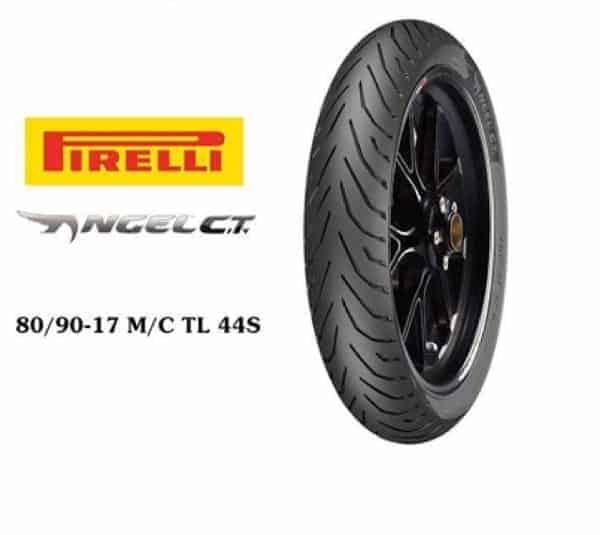 Hình ảnh lốp Pirelli 80/90 - 17 Angel City