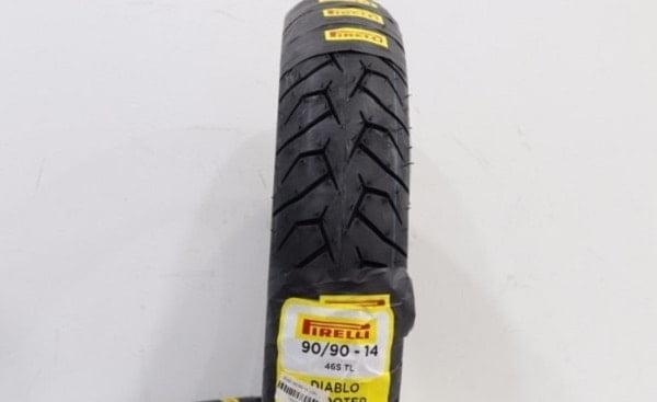 Lốp Pirelli 90/90-14 Diablo Scooter