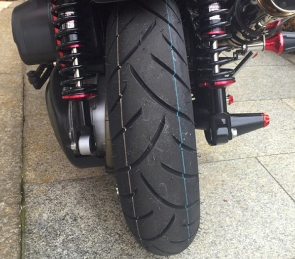 Lốp Dunlop SX01 cho xe Piaggio