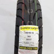 lốp Dunlop 90/100-10 D307