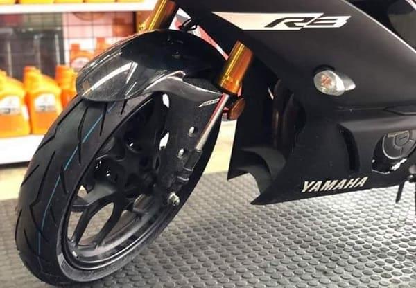 Lốp Pirelli 100/80-17 Diablo Rosso