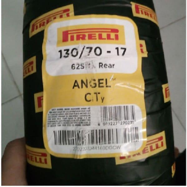 Mẫu lốp Pirelli 130/70-17 Angel City