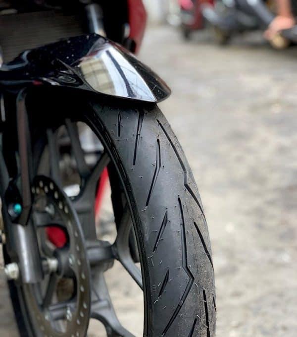 lốp Pirelli 80/90-17 Diablo Rosso