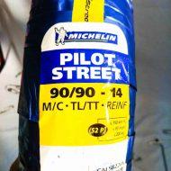Lốp michelin cho xe air blade 125