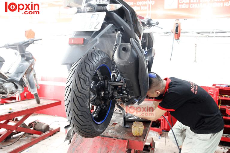 Lốp Michelin 150 Cho xe NVX