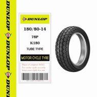 Lốp Dunlop 180/80-14 K180