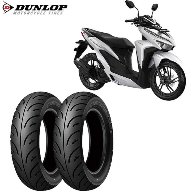 lốp Dunlop 80/90-14 D307