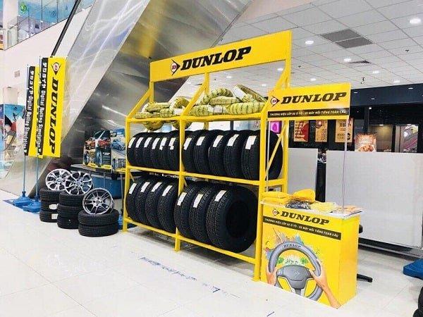 Lốp Dunlop 80/90-16 D307F