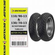 lốp Dunlop 110/90-13 SC Smart