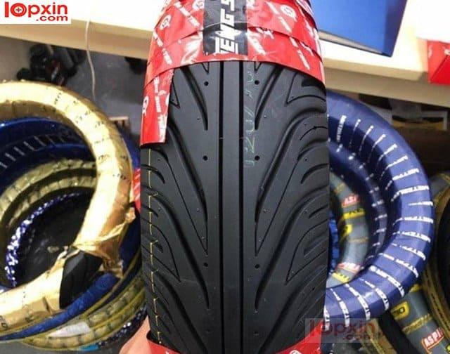 Lốp Chengshin chính hãng cho bánh sau xe Vespa Sprint, Fly