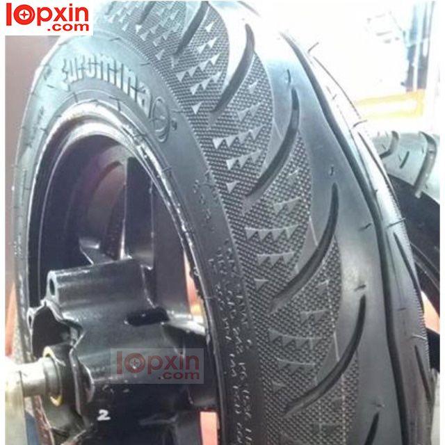 Lốp Casumina được thiết kế hài hòa có khả năng chống mài mòn cao